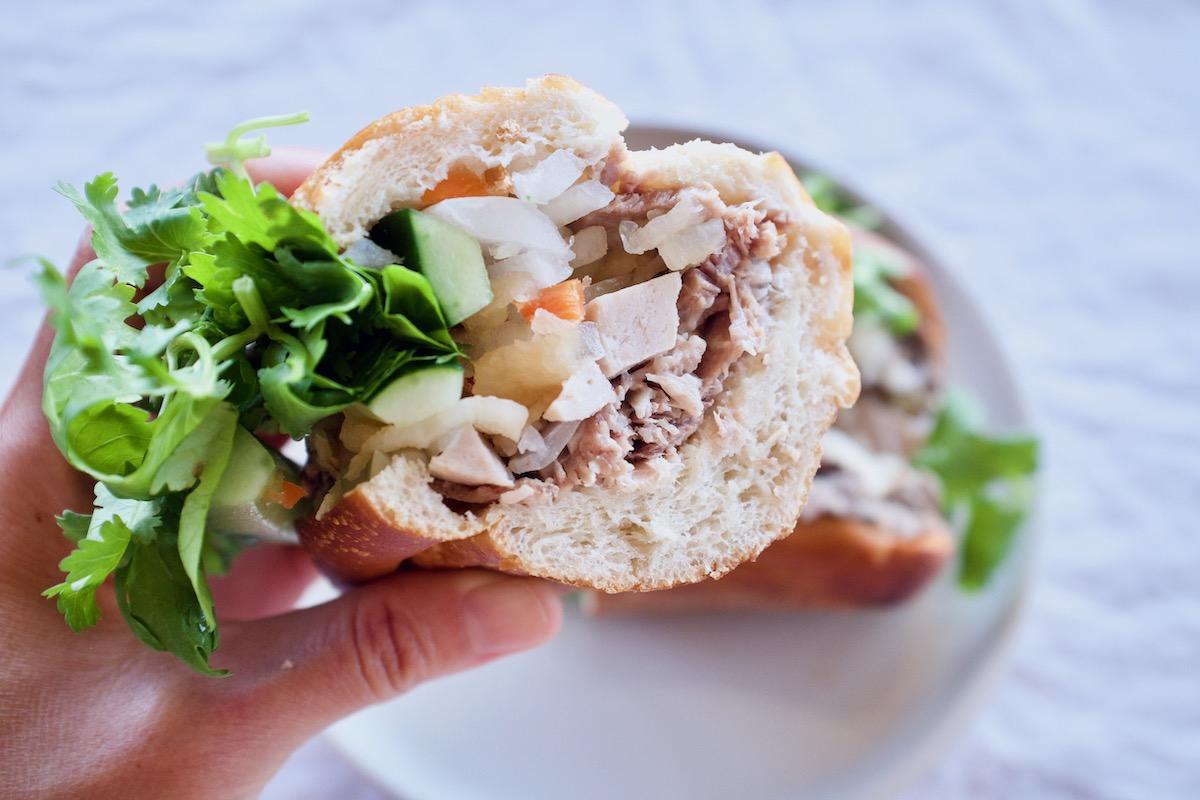 No Name Sandwich