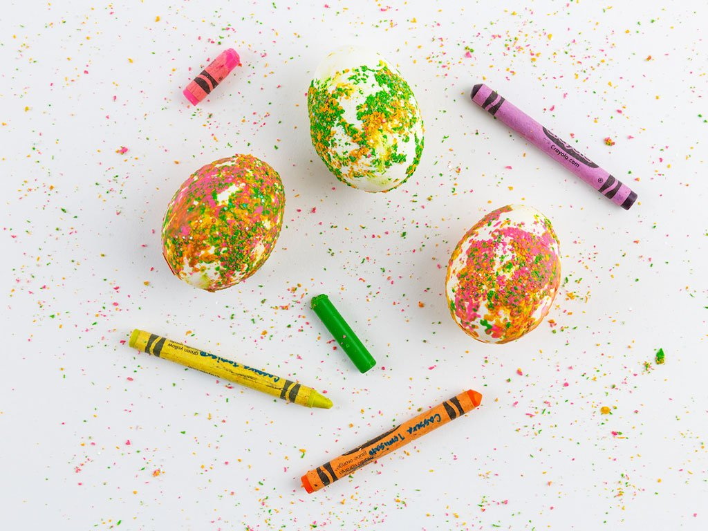 2019 Easter Egg Crayons