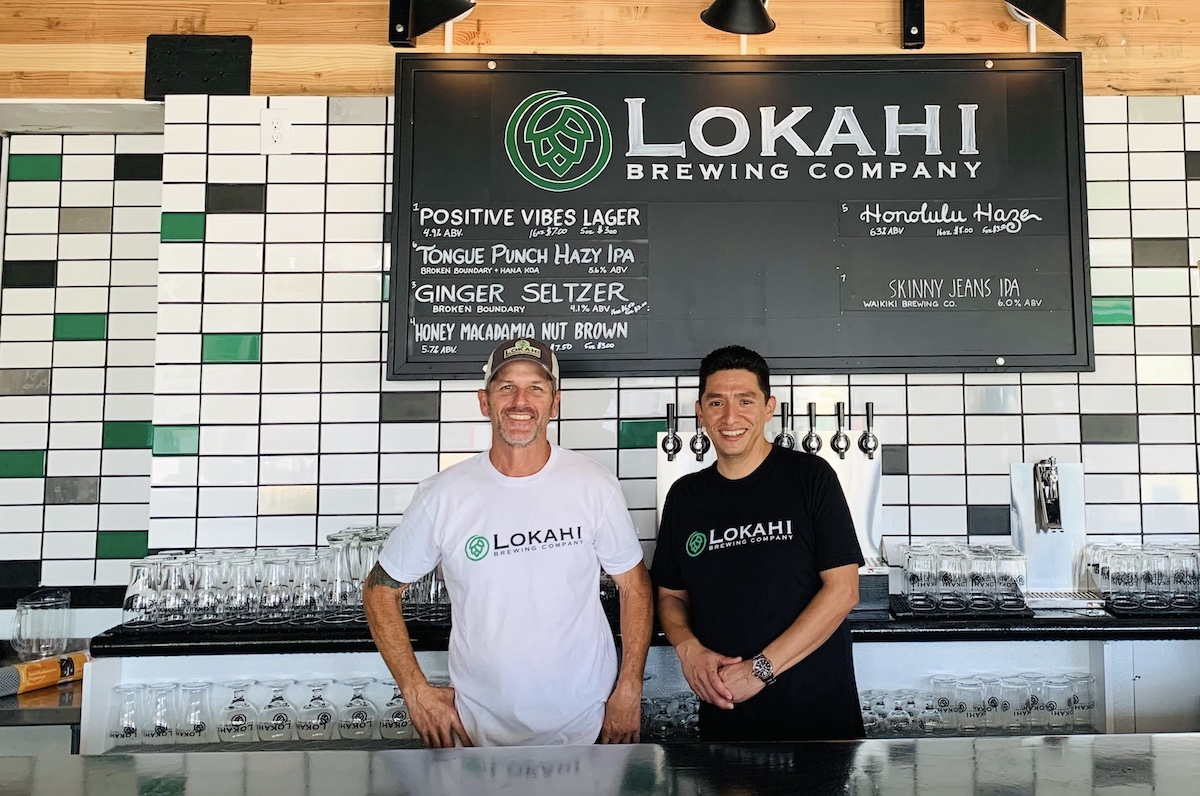 Lokahi Brewing Owners