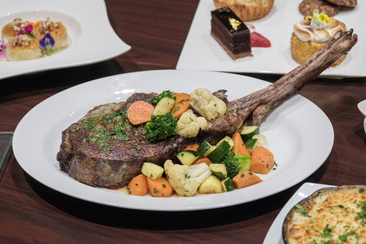 Mw New Steakhouse For Two