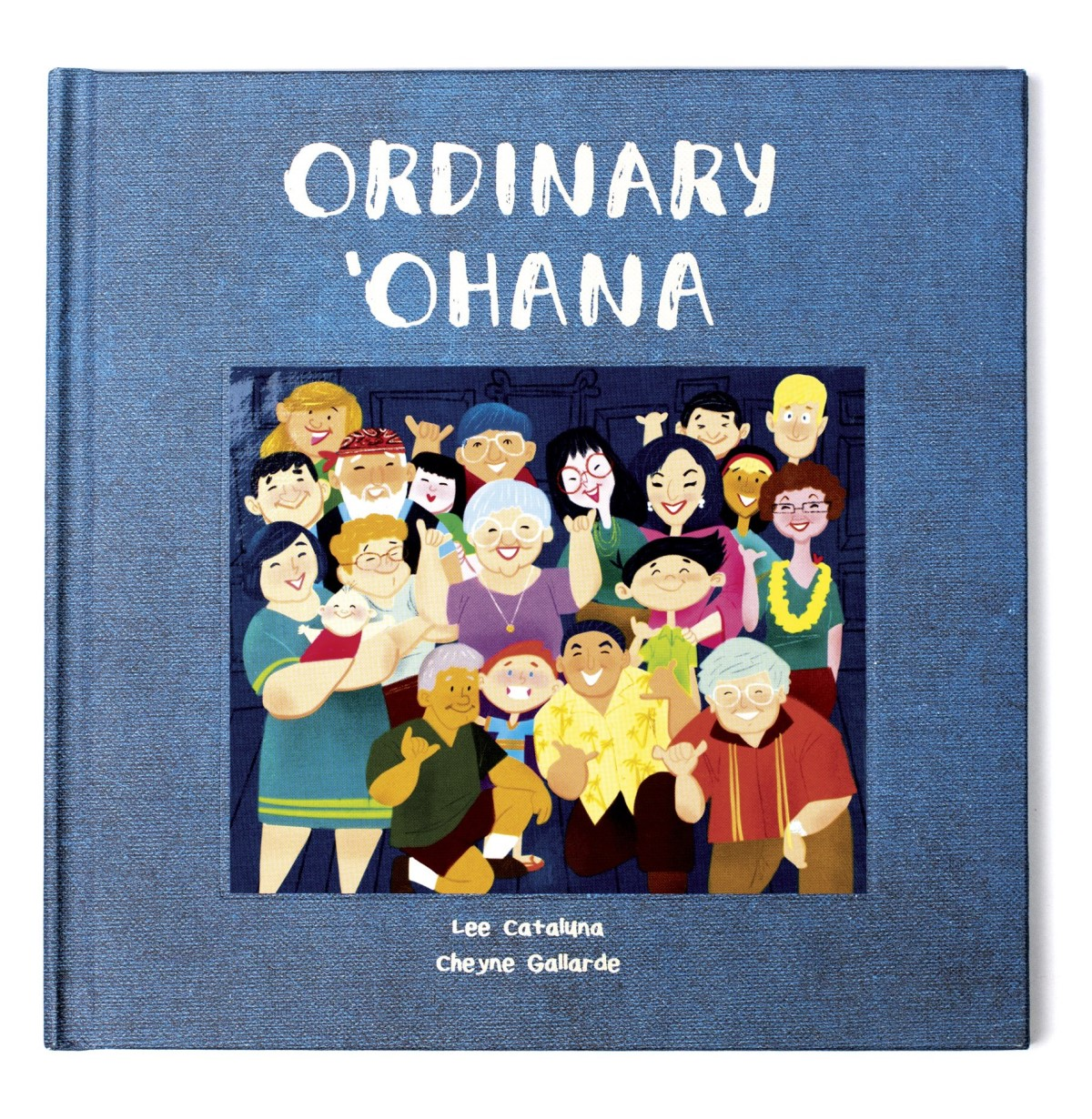 Ordinary Ohana Bess Press
