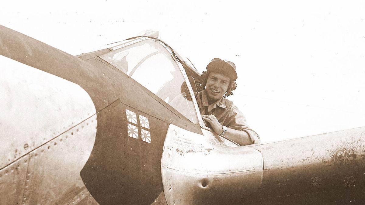 Pj Dahl Courtesy Pearl Harbor Aviation Museum