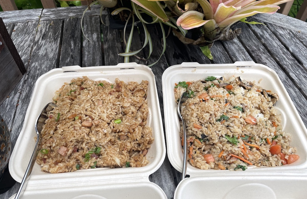 Times Coffee Shop Fried Rice Full Order