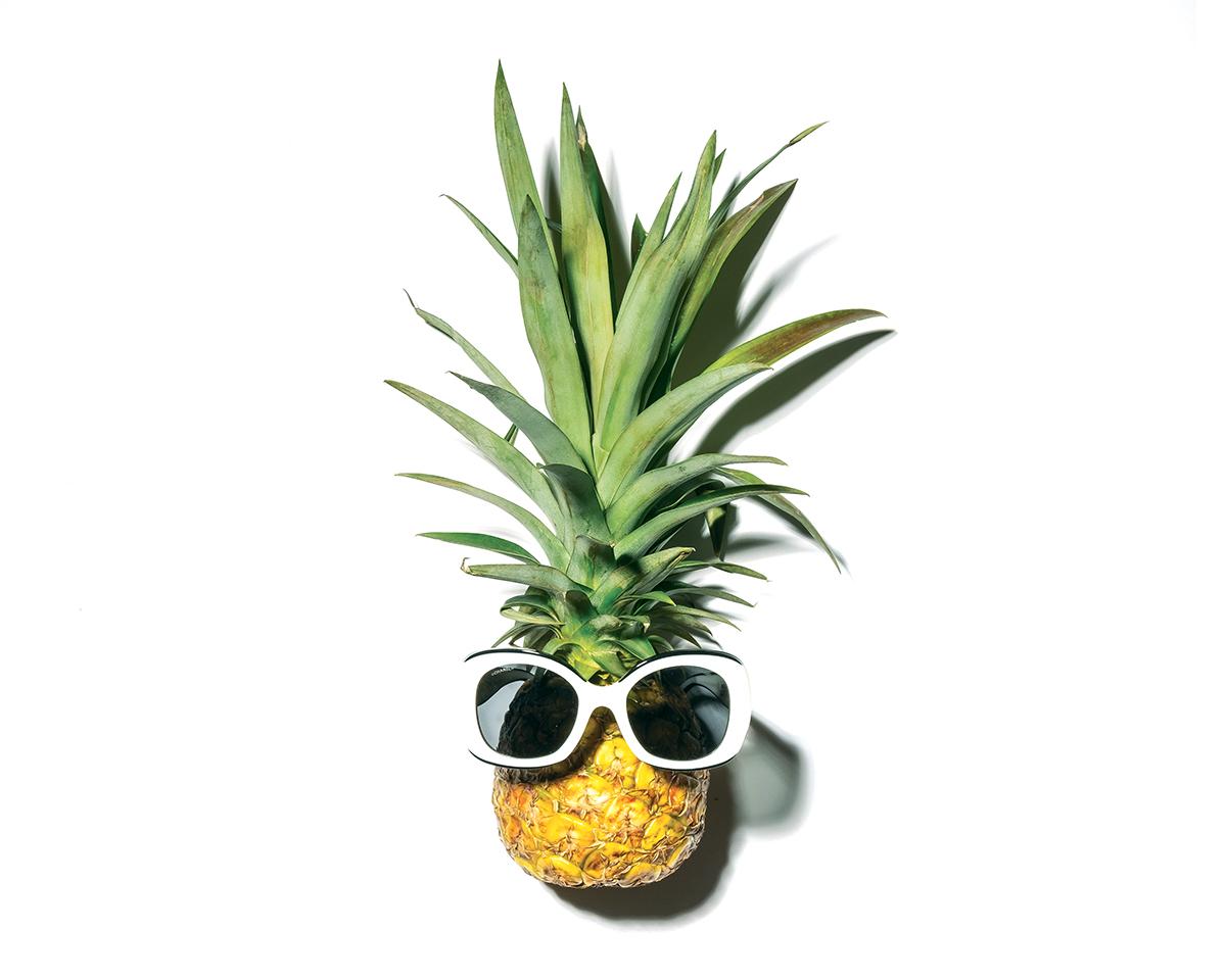 Hn2106 Ay Style Fruit Sunglasses 3176