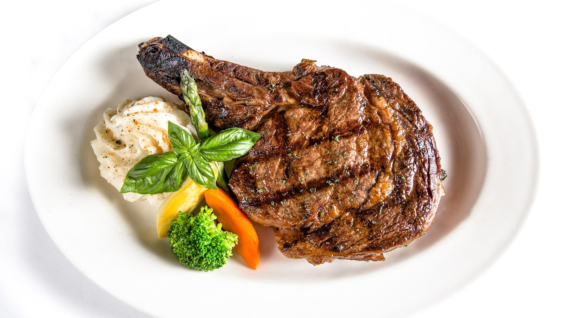 Hys Steak House Bone In Ribeye