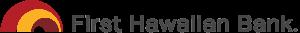 First Hawaiian Bank Logo Logotipo 700x77