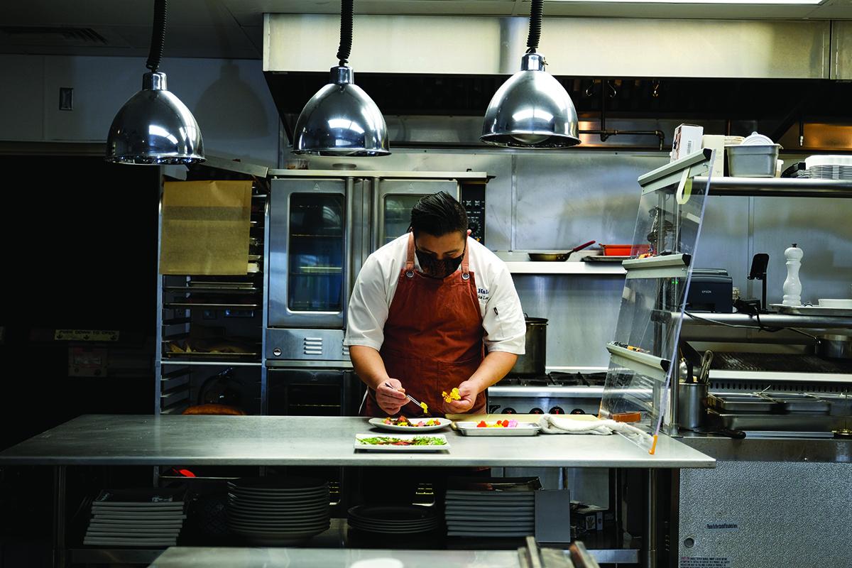 Owner Chef Keaka Lee