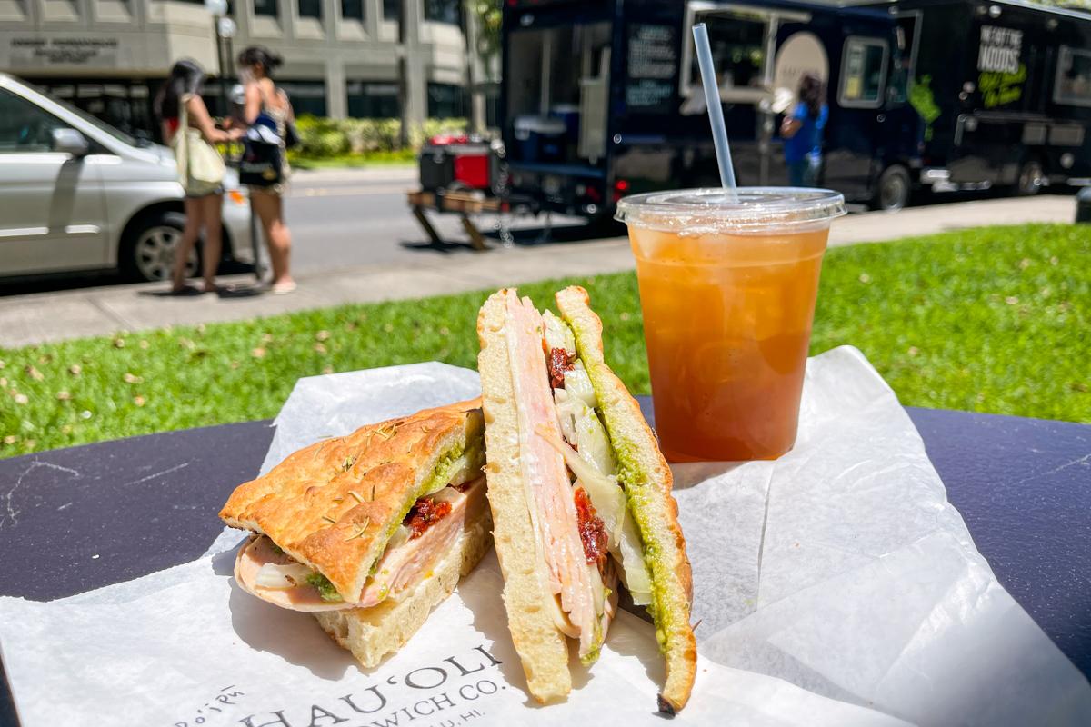 Hauoli Sandwich Poipu Sandwich Credit Thomas Obungen