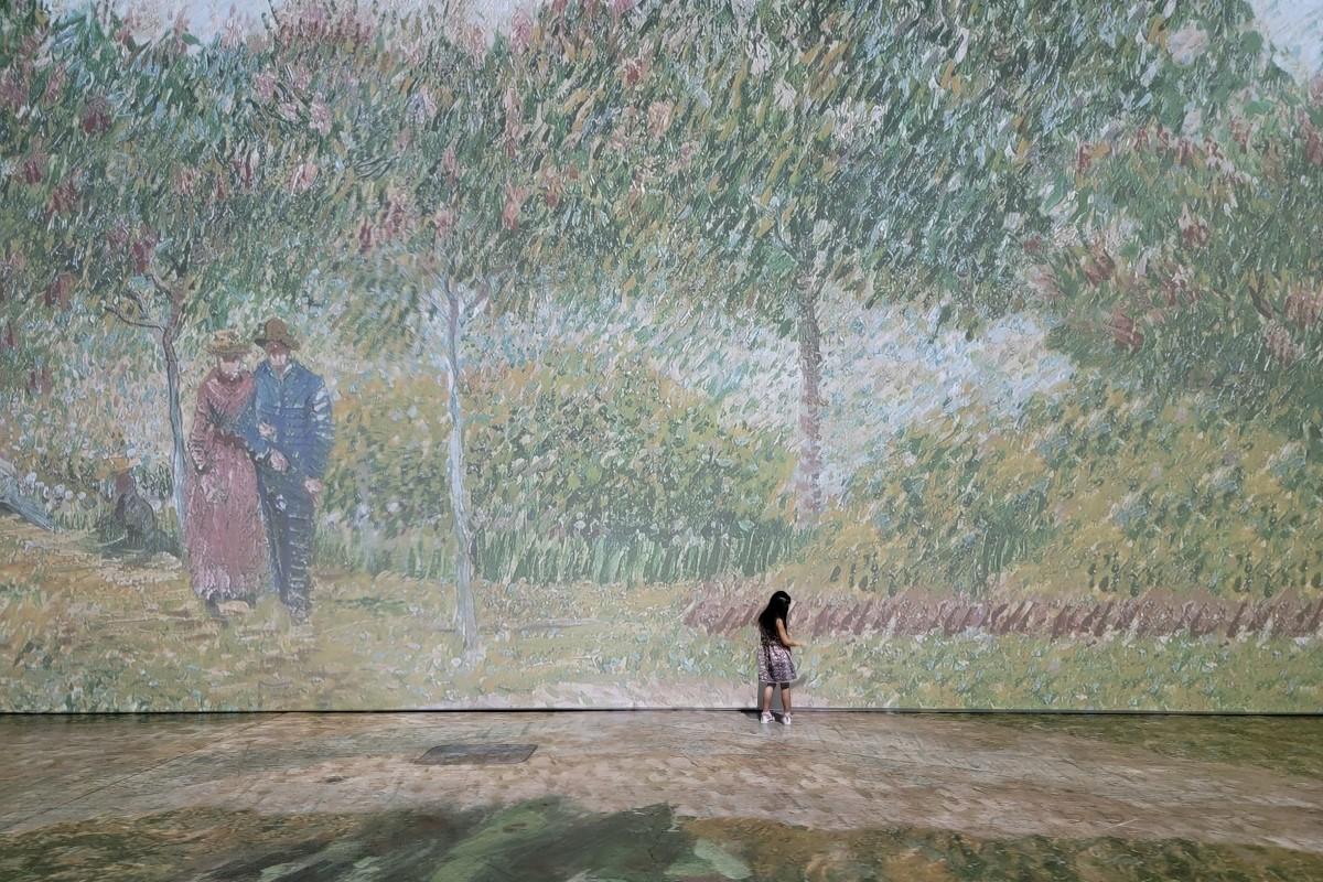 Hf Beyond Van Gogh Dont Touch Credit Maria Kanai