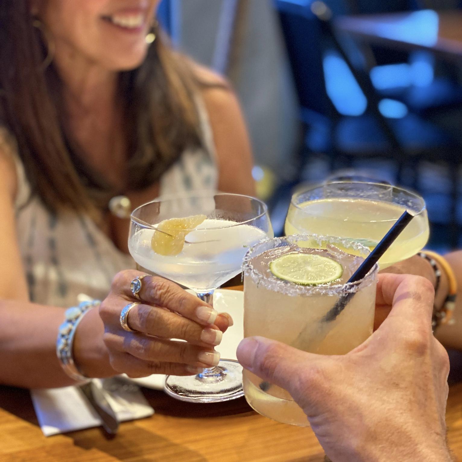 Merrimans Honolulu Drinks 2
