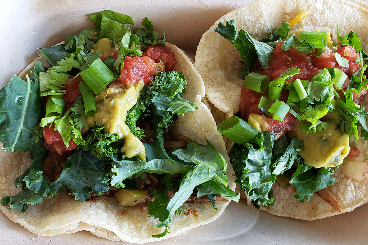 Vegan City Tacos Credit Tracy Chan