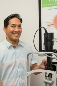 Dr. Pierre Pang, Pacific Eye Surgery Center