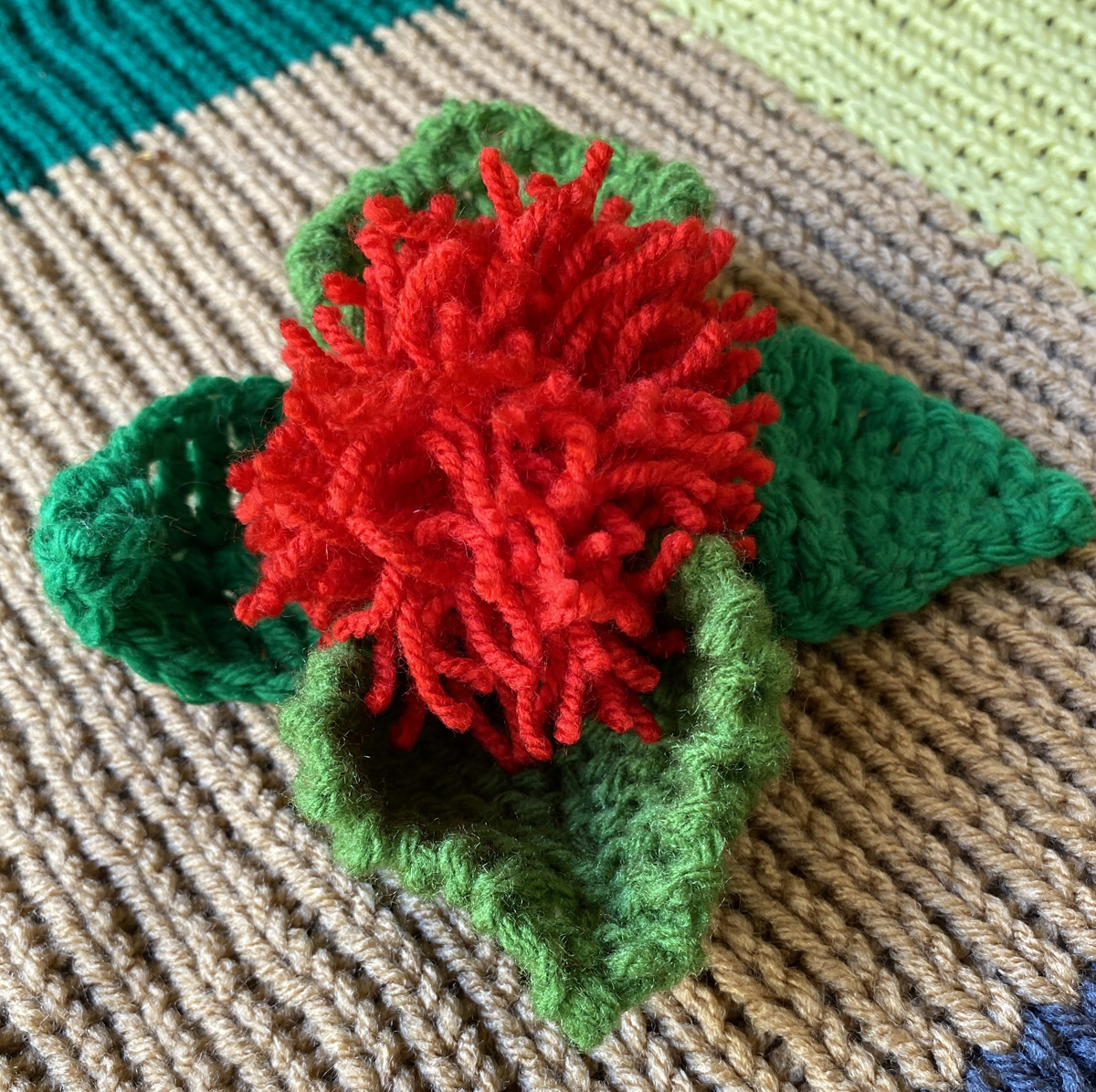 Ohia Yarn Blossoms Family Sunday Recover From Honolulu Museum Of Art