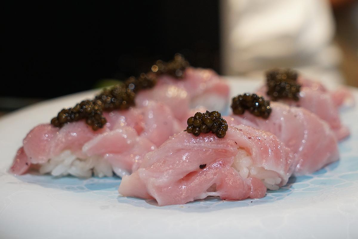 Mugen Sushi Melissa Chang