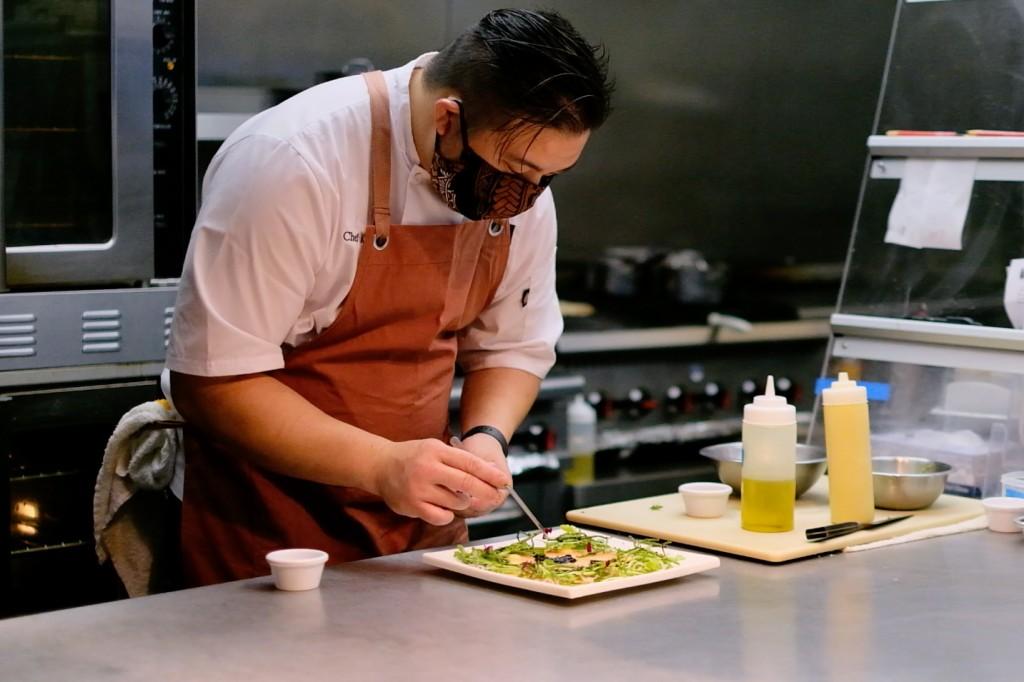 2021 Hale Aina Chefs Dinner Kapa Hale
