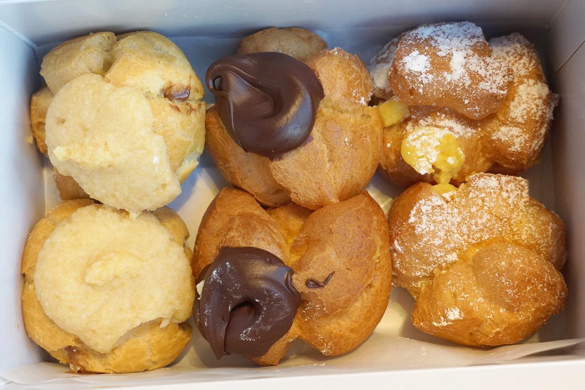 Liliha Bakery Coco Puffs Melissa Chang
