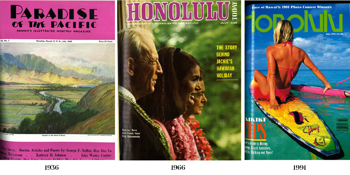 July August 2021 History Of Hawaii Covers