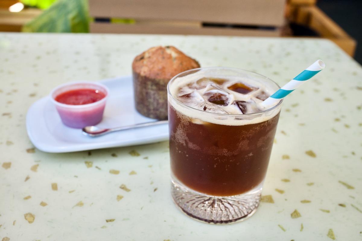 Try Coffee Espresso Soda Credit Martha Cheng