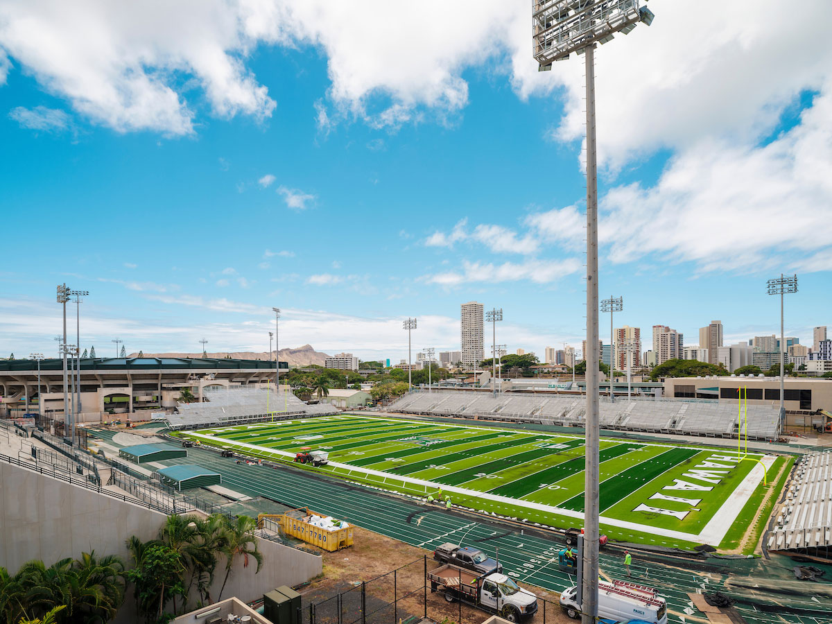 Tc Ching Athletic Complex 1200