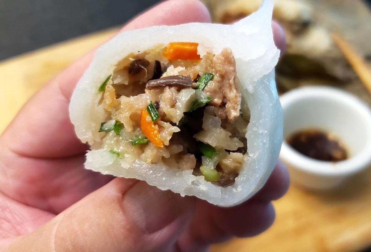 7 11 Manapua Chiu Chow Dumpling Gregg Hoshida