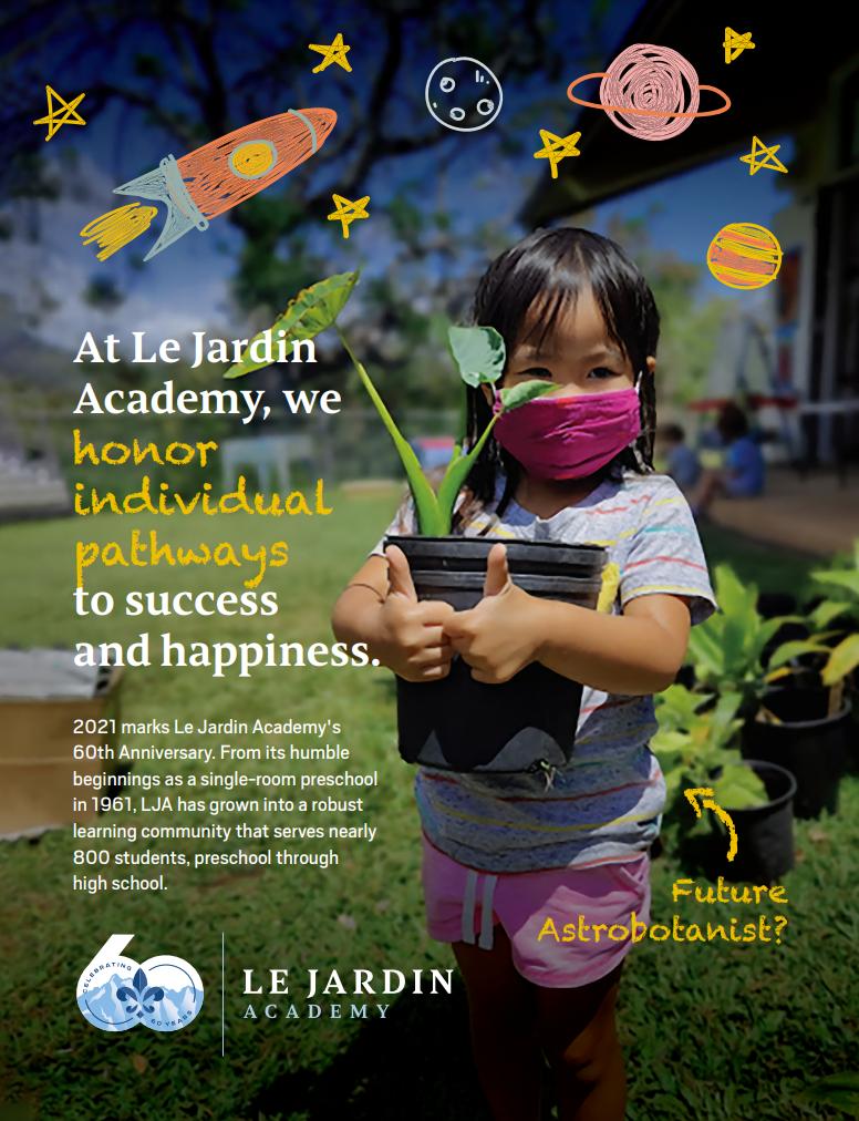 Le Jardin Academy