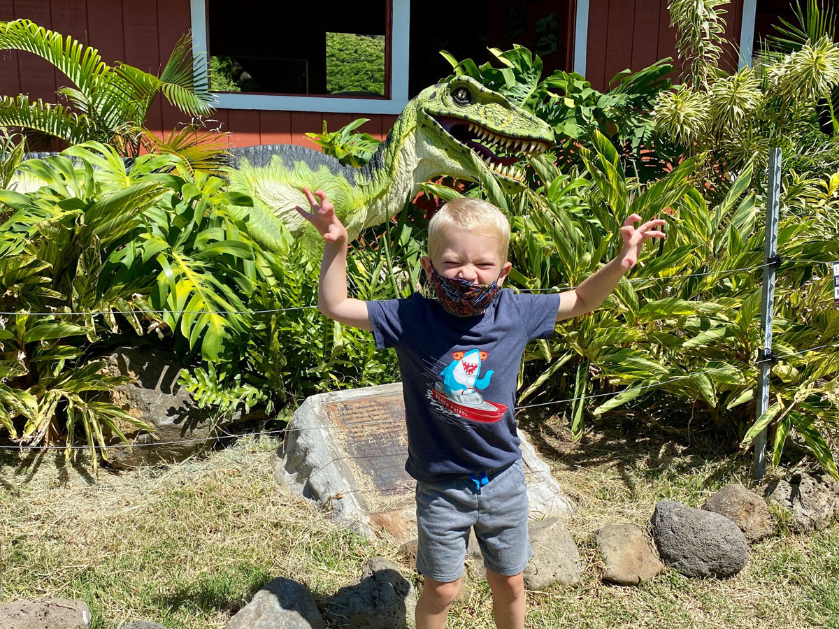 Hawaii Shrimp Boil Kualoa Ranch Photo Laura Dornbush