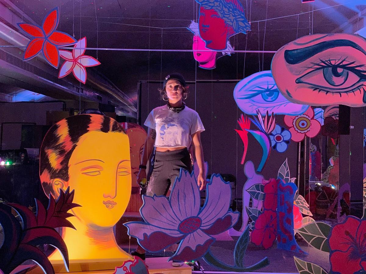 Hisam Sophia Enriquez Credit Courtesy Hawaii State Art Museum