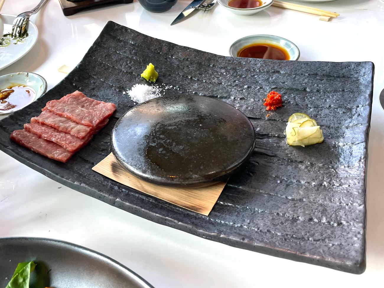 Stripsteak Waikiki Wagyu Steak