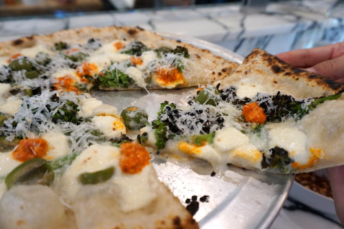 Marlow Brocollini Pizza Rebecca Pang