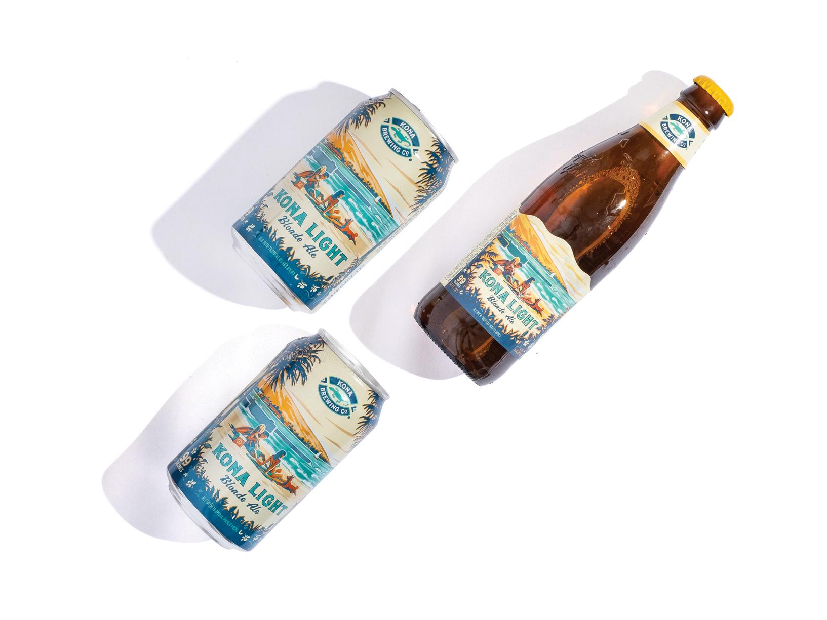 Kona Brewing Beers