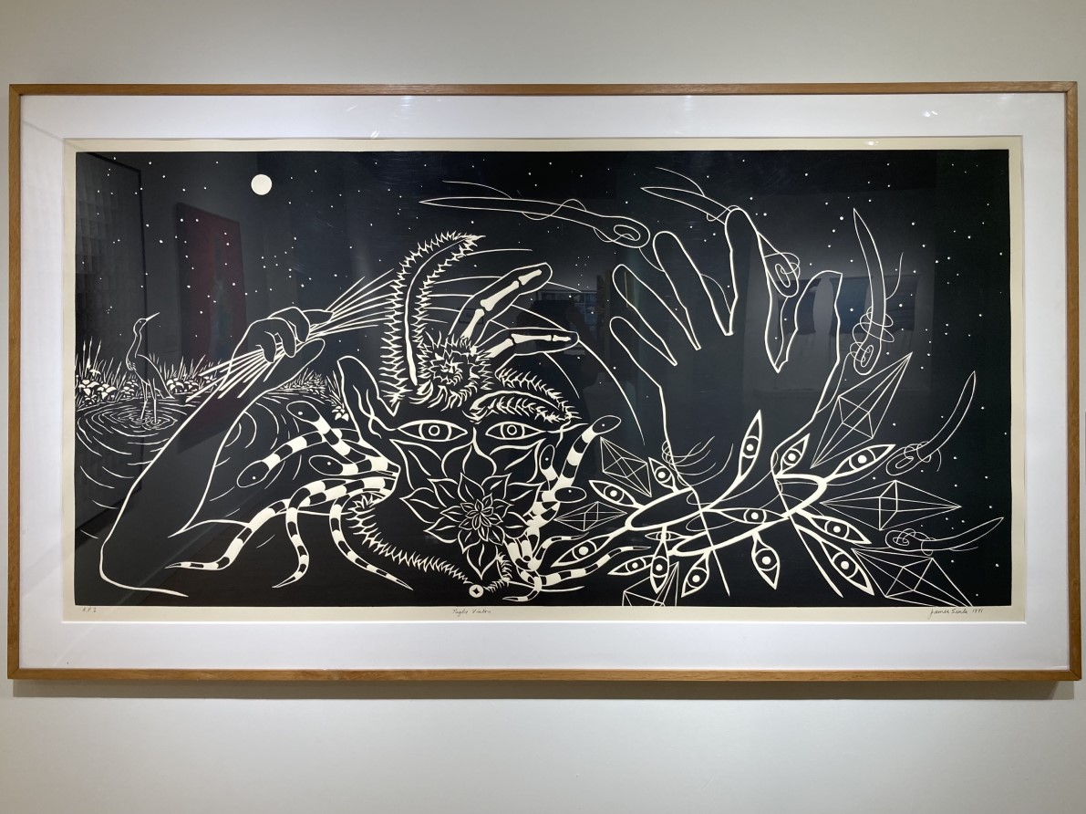 James Surls Hisam Hawaii State Art Museum Credit Lisa Shiroma