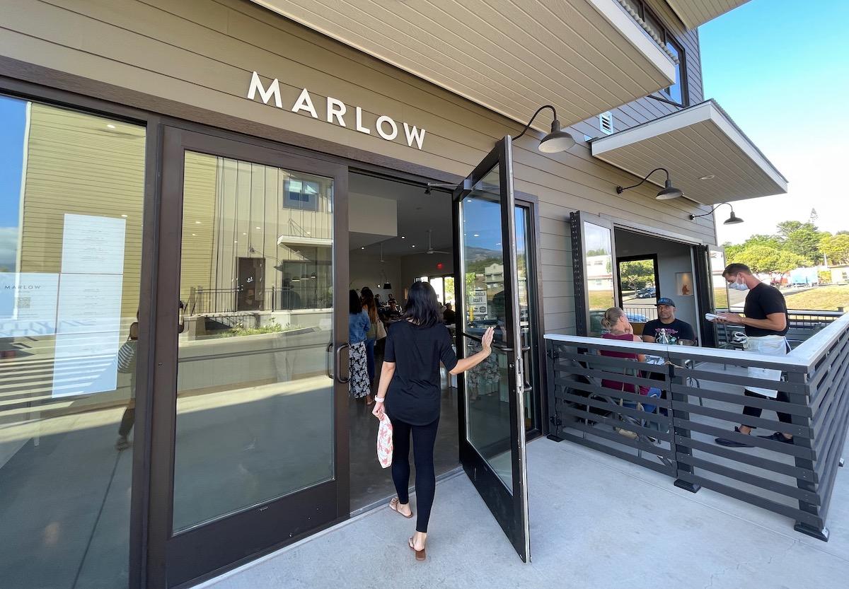 Pizza Marlow Exterior Rebecca Pang