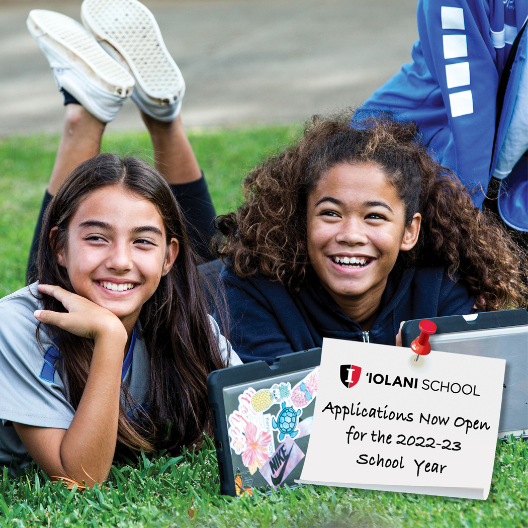 Iolani School Admissions
