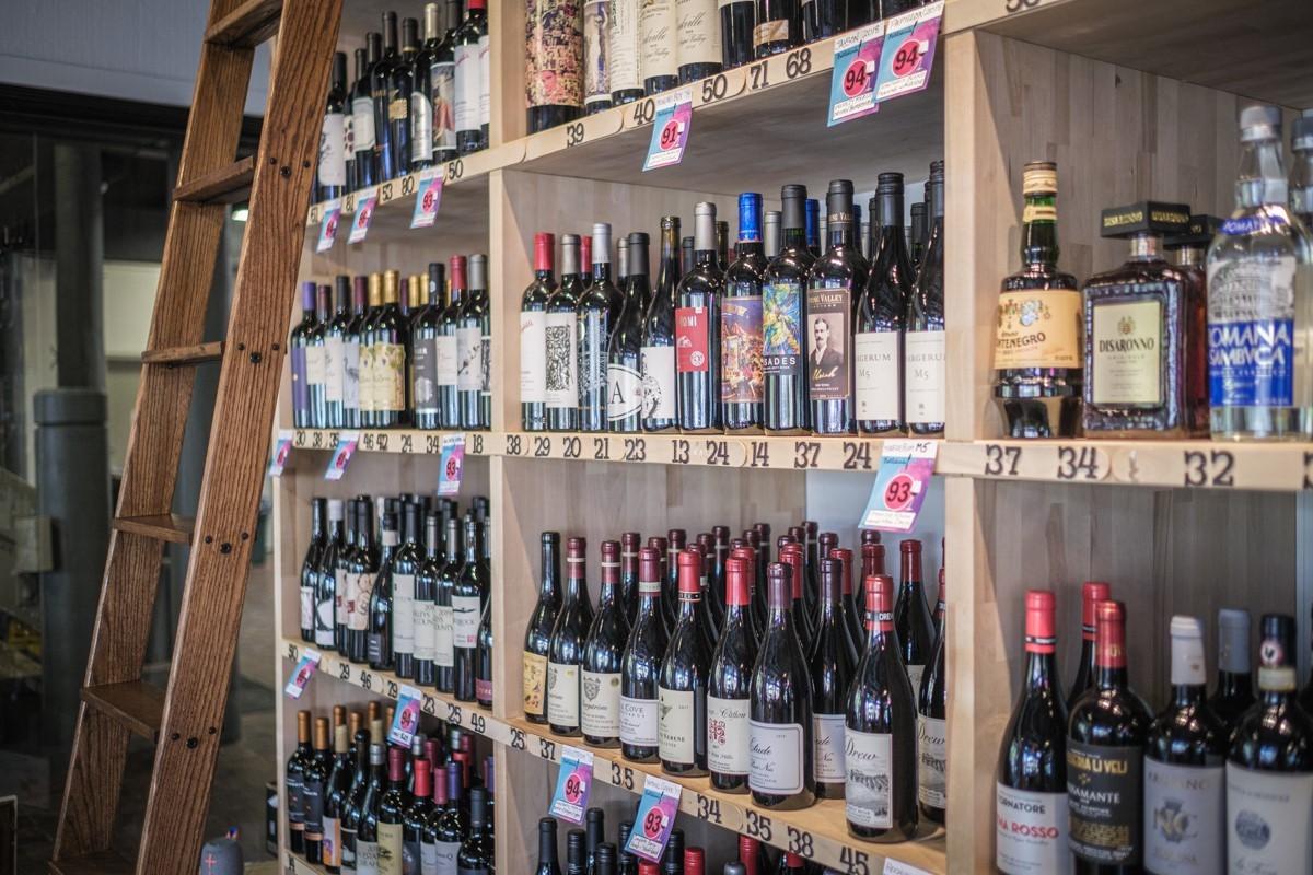 Wine Shelf Bottleheads Credit Thomas Obungen 02