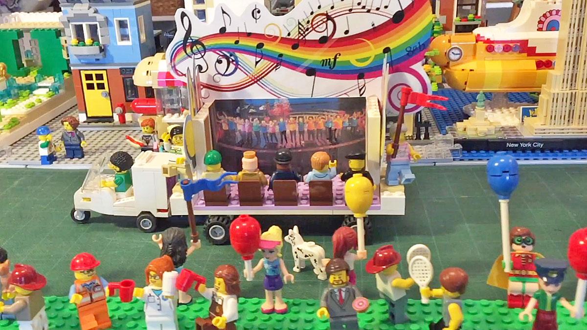 Tiny Float Parade Gay Mens Chorus Honolulu Photo Hawaii Lgbt Legacy Foundation