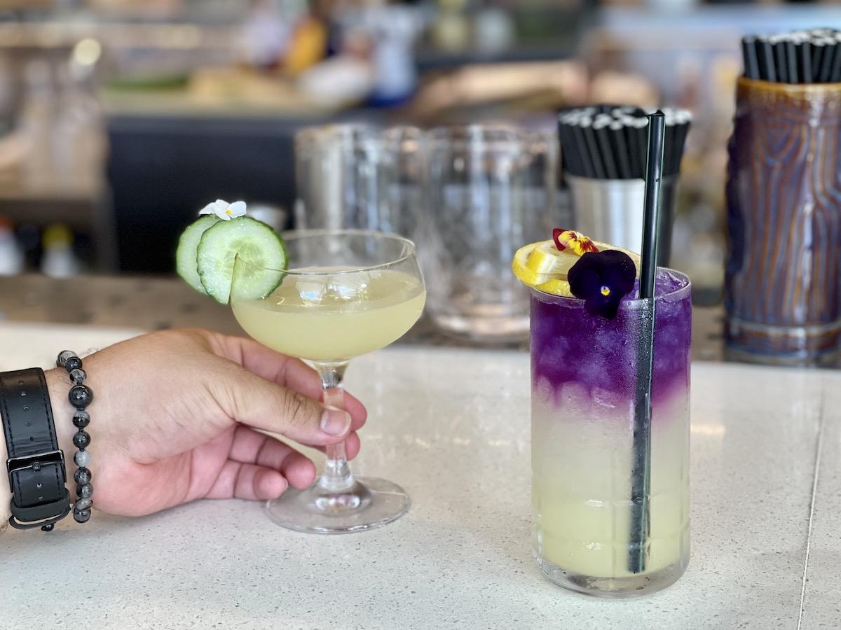 Stripsteak Cocktails Maria Burke