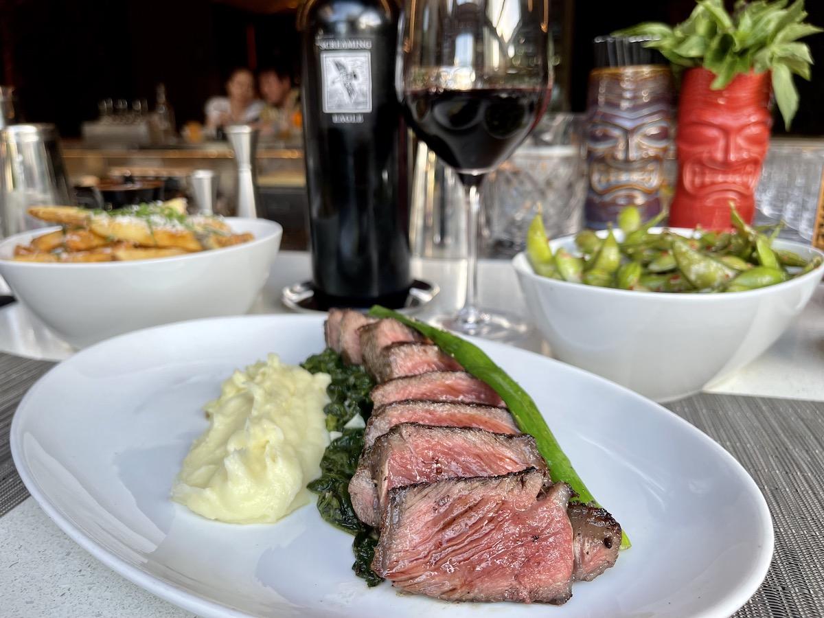 Stripsteak Steak Maria Burke