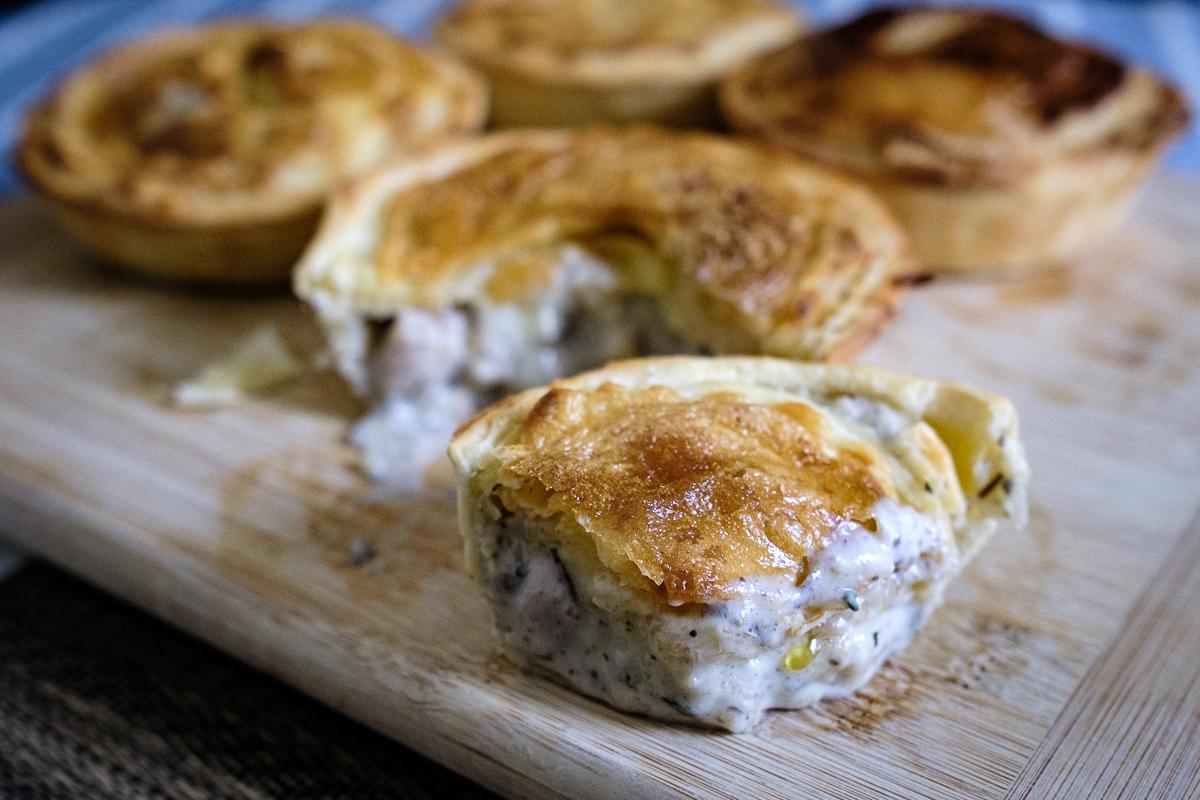 Mams Bread Butter Chicken Mushroom Pie Credit Thomas Obungen
