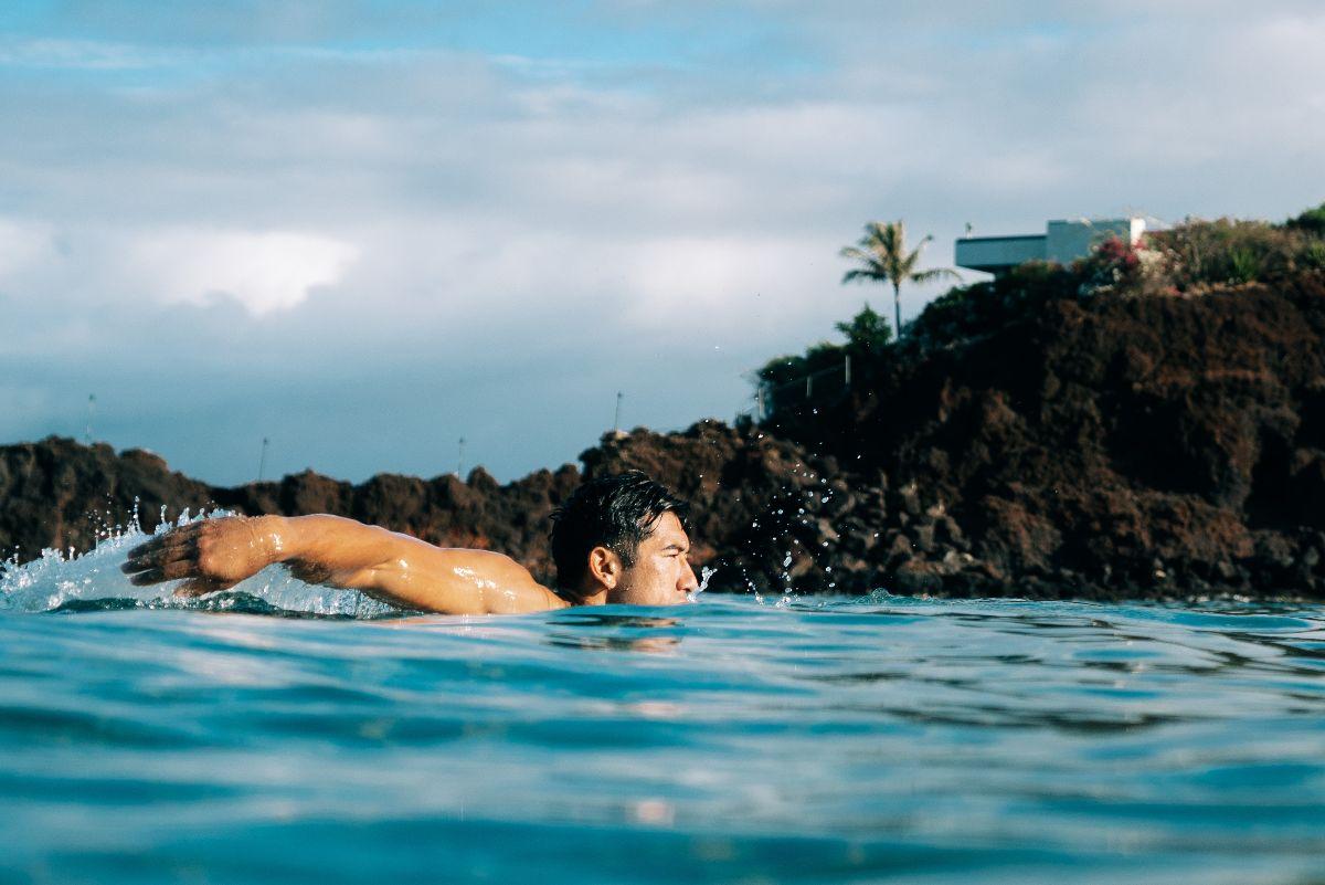 Holoholo Swim Credit Hawaiian Air