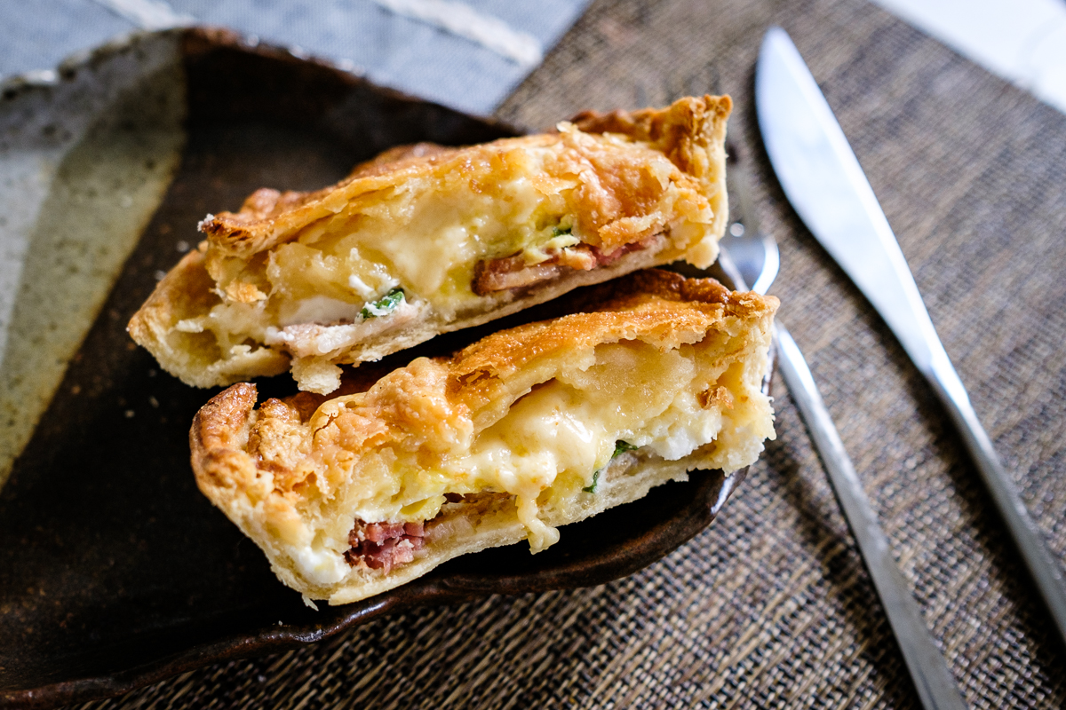 Mams Bread Butter Bacon Egg Pie Credit Thomas Obungen
