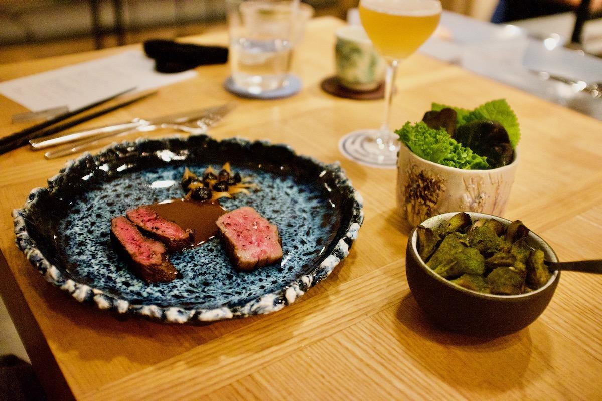 Bar Maze Omakase Steak Credit Martha Cheng