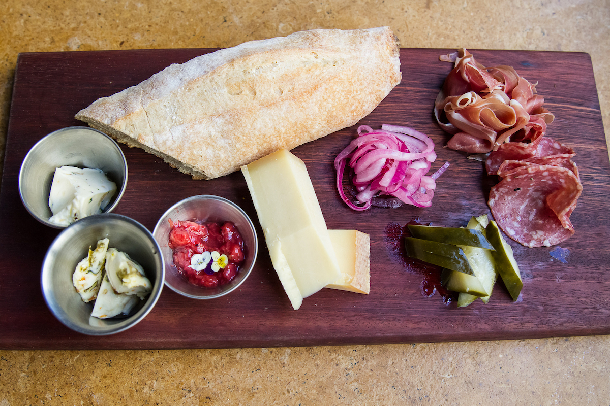 Proof Social Brunch French Peasant Board Tracy Chan