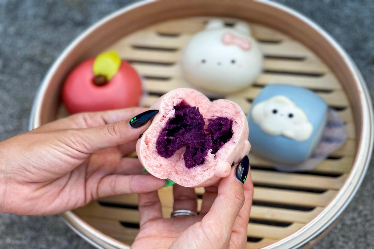 Rabbit Rabbit Tea Six Bao Buns 2 Kris Kokame