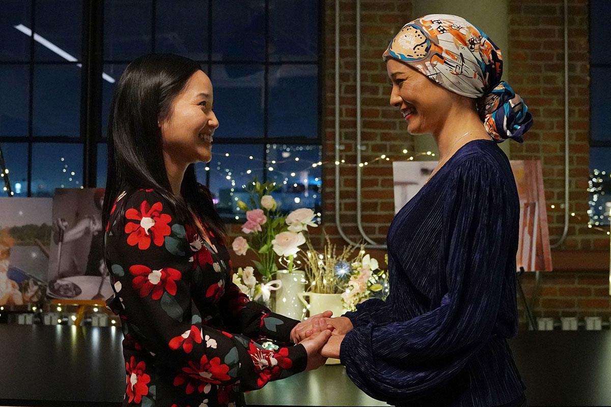 Kelly Hu AE Networks Lifetime Photo List