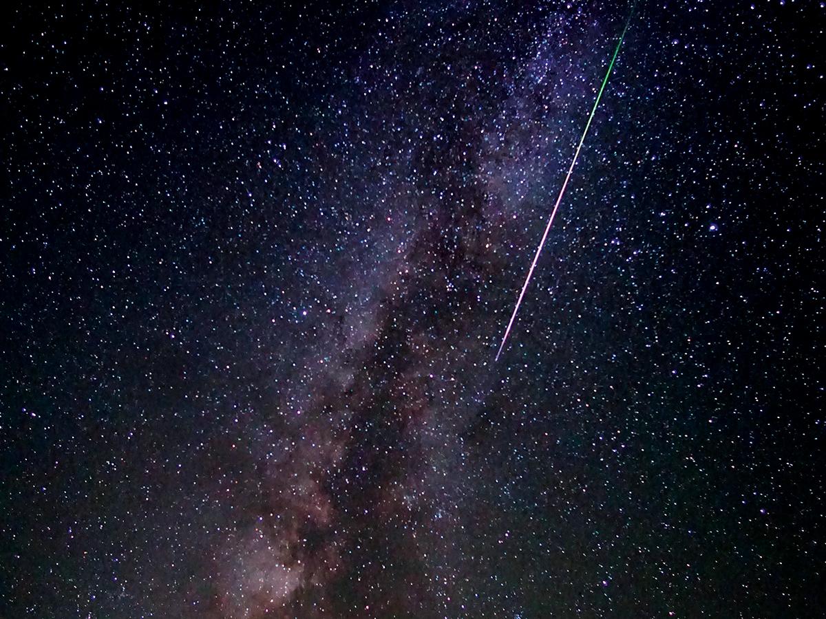Meteor Shower May 5 2019 Hawaii