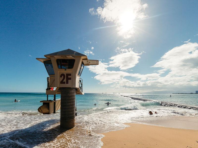 Our Waikiki King Tide