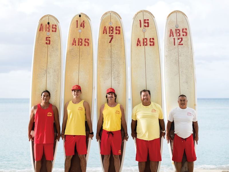 Our Waikiki Golden Boys