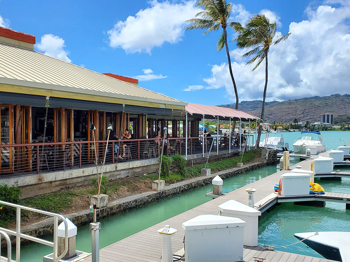 The 3 Best Places To Eat Outside In Hawaii Kai Right Now Kona Brewing Koko Pub Cover