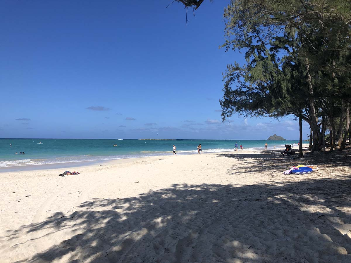 Kailua Beach Reopens In Hawaii Cover